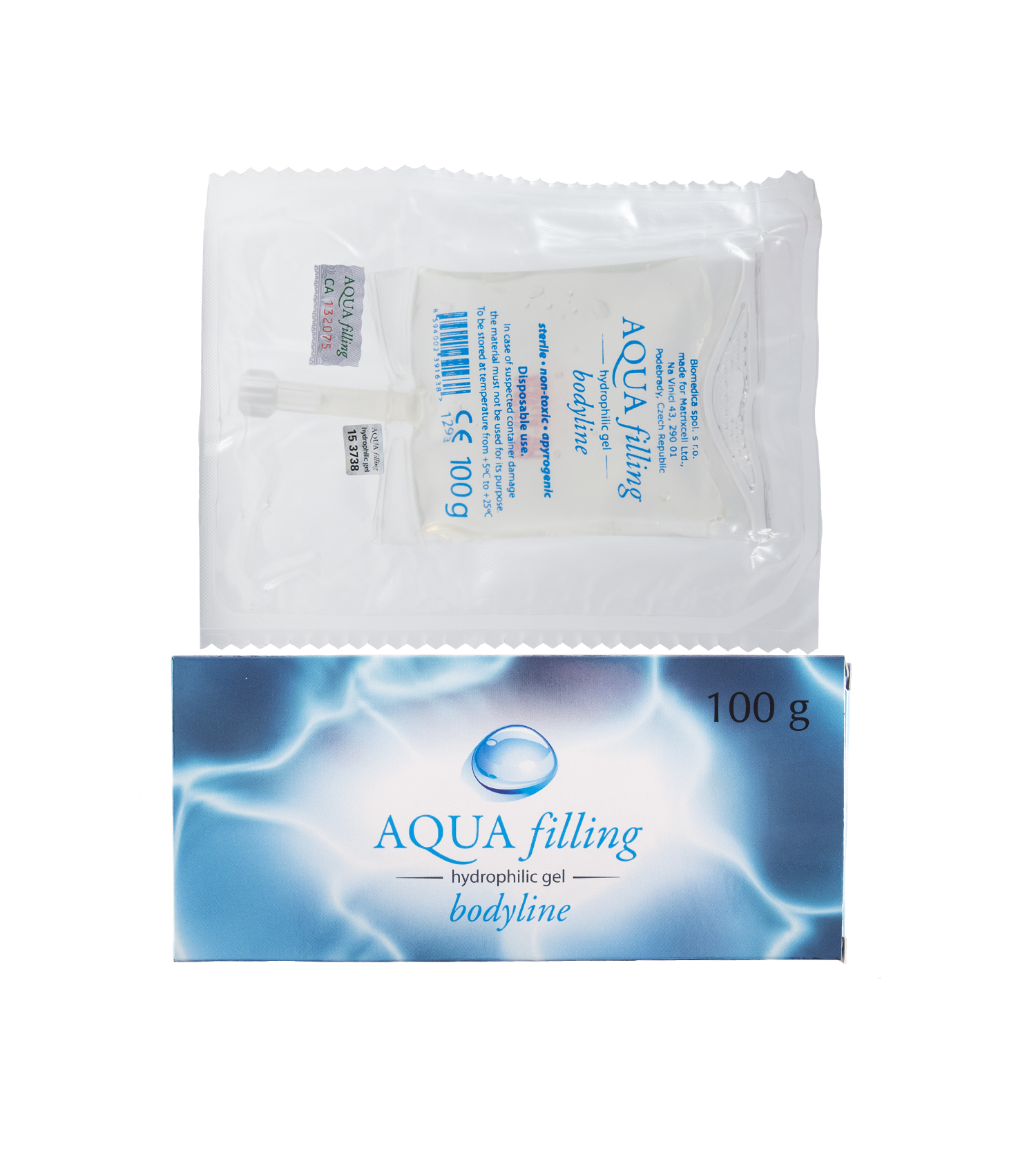 Aquafilling 100ml
