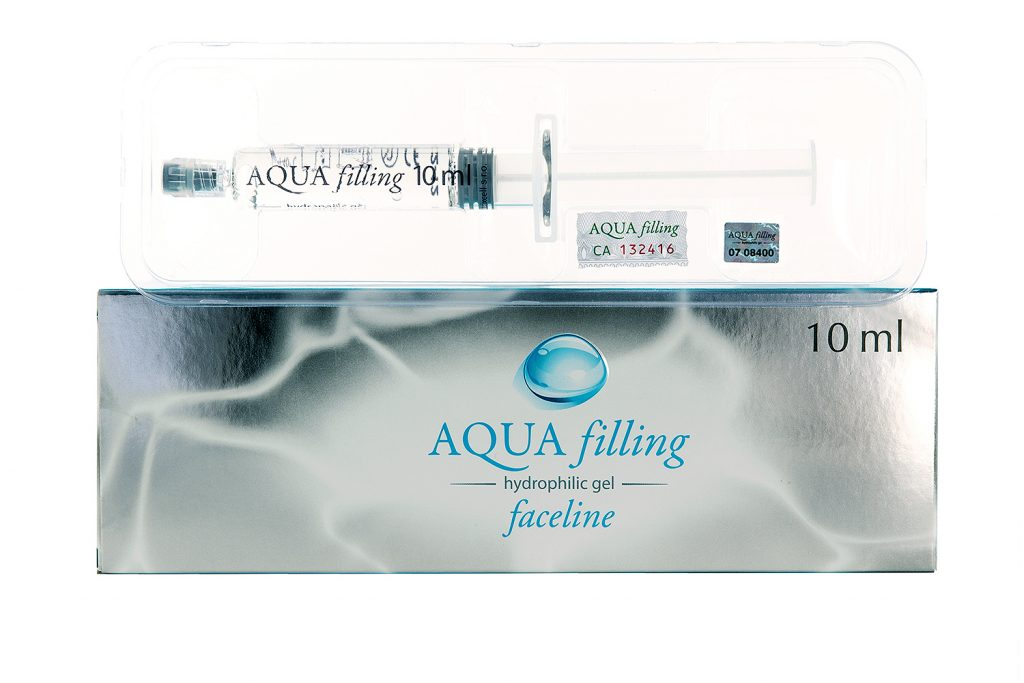 Aquafilling Faceline Swiss Estetix Prezinta Aquafilling In
